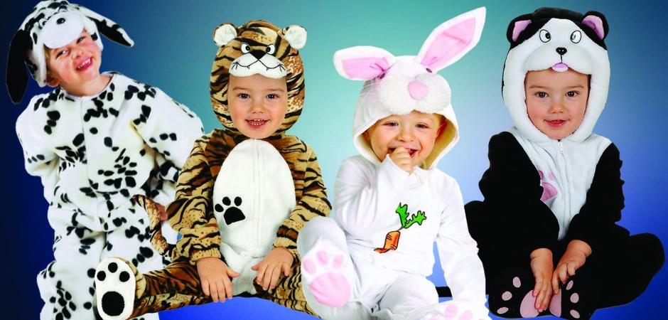 Čudoviti kostumi za dojenčke