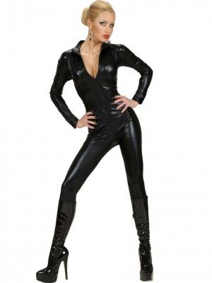 Pustni Kostum Mačka Črna