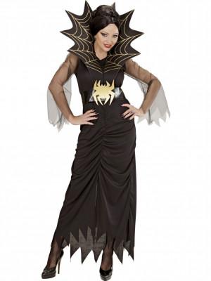 Pustni Kostum Spider Lady