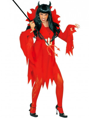 Pustni Kostum Hudička Devilin