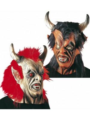 Maska za Hudiča iz Lateksa