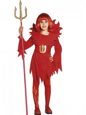 Pustni Kostumi za hudičko Devilin