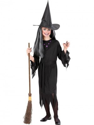 kostum za maškare Čarovnica