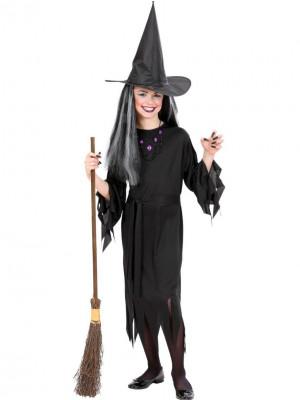 Pustni Kostum Čarovnica CC Otroška
