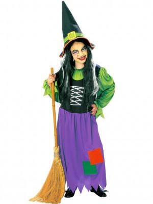 Pustni Kostum Čarovnica Vilma