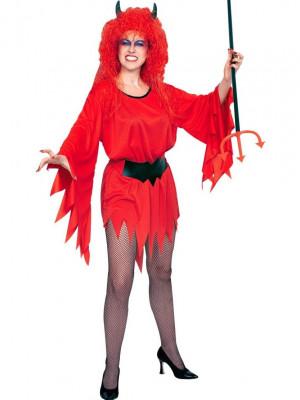 Pustni Kostum Devil Lady