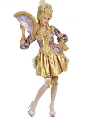Pustni Kostum Marquise