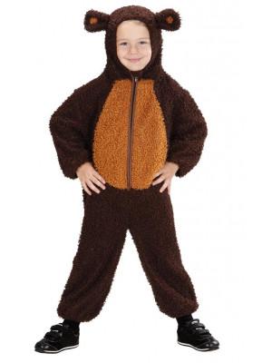 Pustni Kostum Fuzzy Medved