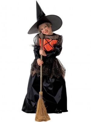 Otroški kostum za čarovnico Pretty