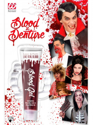 Tuba s Krvjo + Zobje za Vampirja