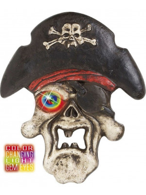 Lobanja Pirat z Draguljem