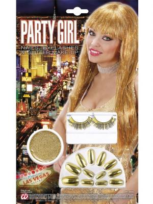Make-Up Set Zlat