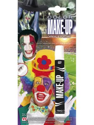 Make-Up Svinčnik z Gobico Bela