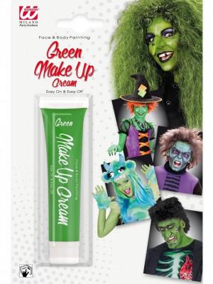 Make-Up v Tubi Zelena