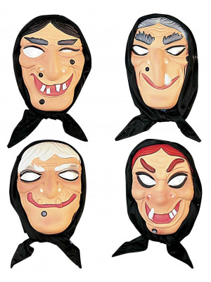 Maska Čarovnica