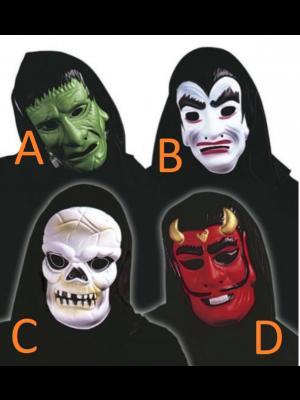 Maske Grozne s Kapuco