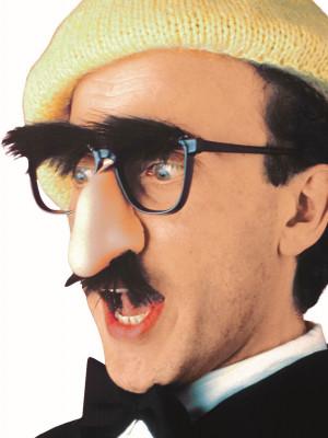 Očala z Nosom in Brki Jakob