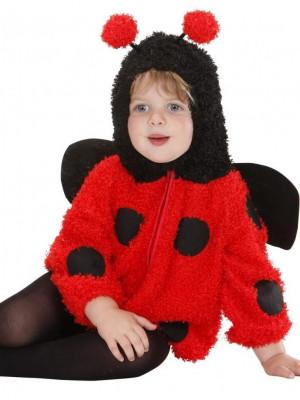 Pustni Kostum Fuzzy Pikapolonica mala