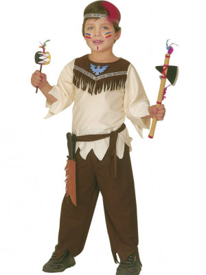 Pustni Kostum Indijanec Tiny&Cute