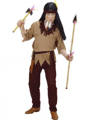 kostum za maškare Indijanec 0261