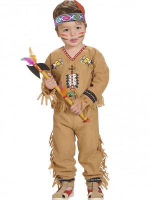 indijanček otroški kostum 4892