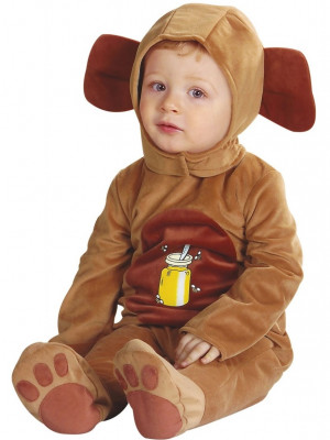 Pustni Kostum Medvedek BC
