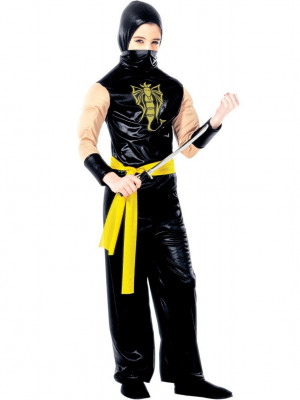 Pustni Kostum Power Ninja