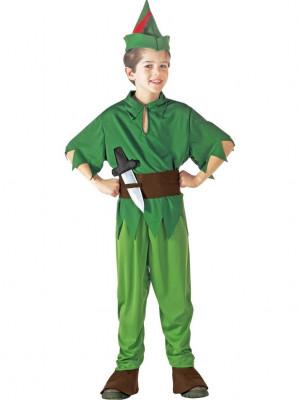 Kostum za maškare Peter Pan 3806