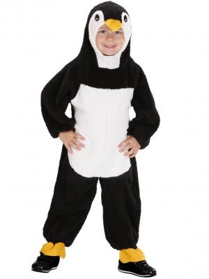 Pustni Kostum Fuzzy Pingvin