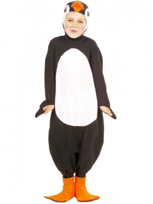 Pustni Kostumi za Pingvina Pingo