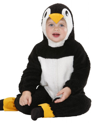 Pustni Kostum Fuzzy Pingvinček
