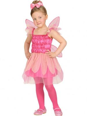 Pustni Kostum Pink Pixie