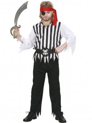 Pustni Kostum Pirat Henry CC