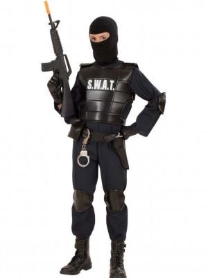 Pustni Kostum Policaj S.W.A.T