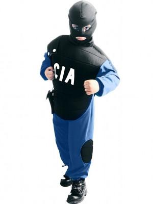 Pustni Kostum Policaj Specialec