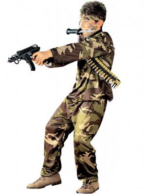otroški kostum za vojaka 3840