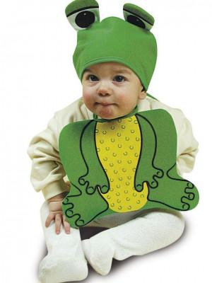 Pustni Kostum Set Baby Žabica