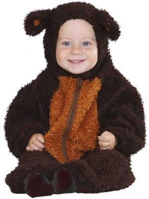 Pustni Kostum Fuzzy Medvedek