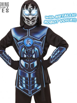 Pustni Kostum Cyber Ninja