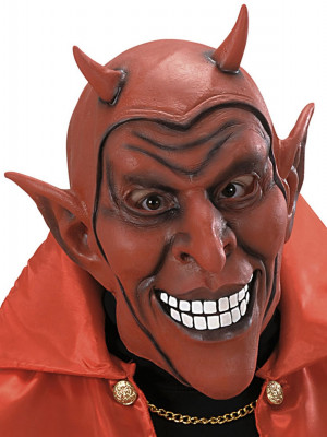 Pustna Maska za Hudiča Lucifer