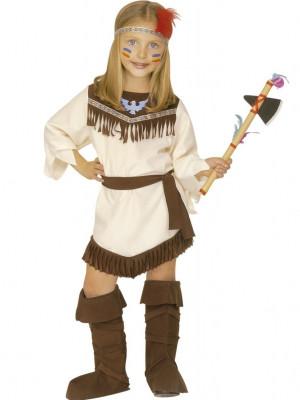 Pustni Kostum Indijanka Tiny&Cute