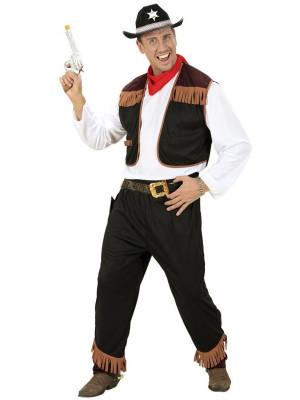 Moški Pustni Kostum za Kavboja