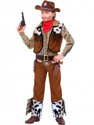 Pustni Kostum Kavboj Westeren