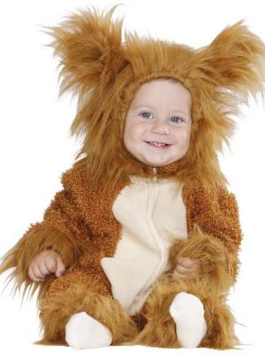 Pustni Kostum Fuzzy Levček