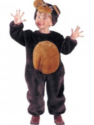 Otroški Pustni Kostum Medvedek Pliš