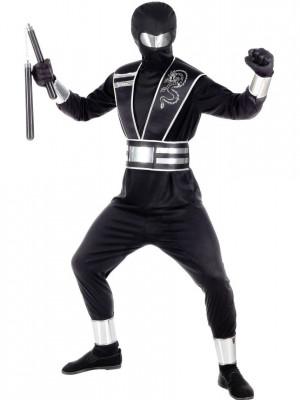 Pustni Kostum Mirror Ninja