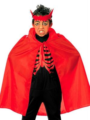 Pustni Kostum Ogrinjalo Rdeče 90cm