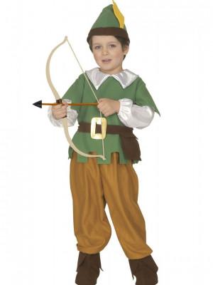 Pustni Kostum Robin Tiny&Cute