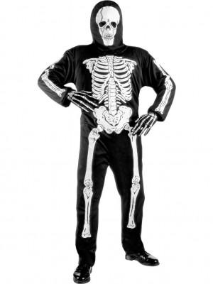 Pustni Kostum Skeleton Fantovski