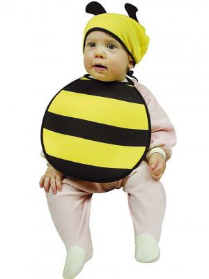 Pustni Kostum Set Baby Čebela
